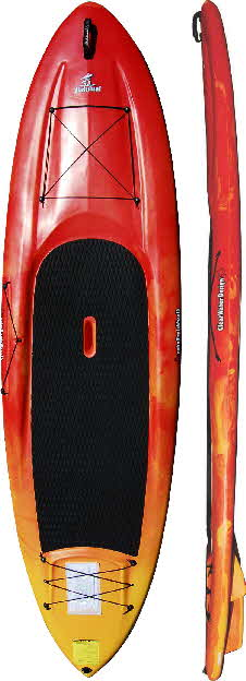 Firestorm Inukshuk Stand Up Paddleboard
