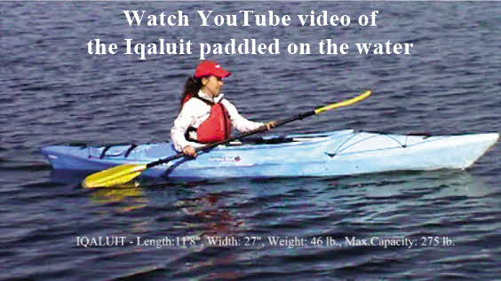Click here to see a YouTube video of the Iqaluit