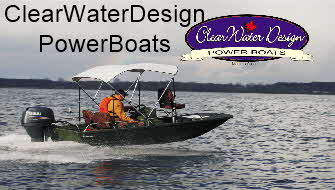 Clearwater Design Power Boats