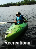 Click here to see our line up of recreational kayaks